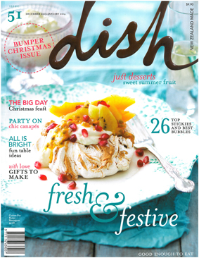 Dish magazine cover Dec lr