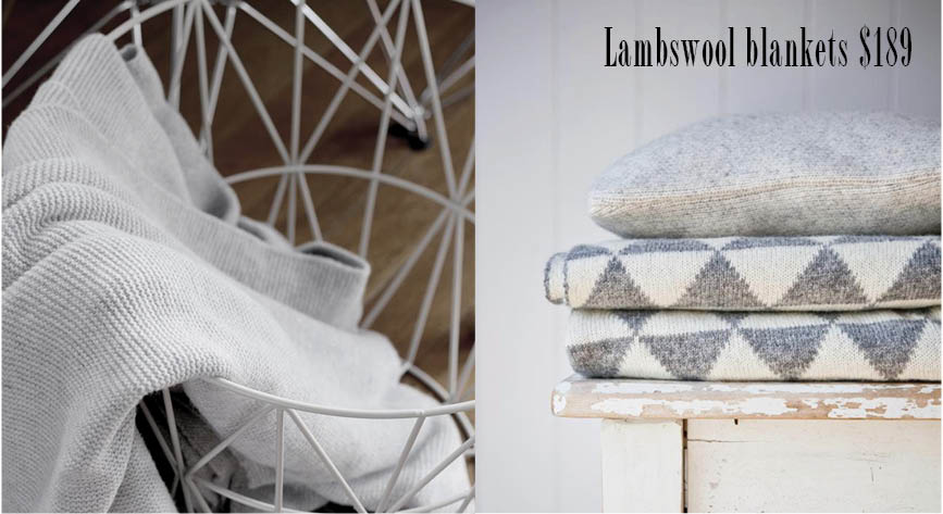 lambswool blankets home page
